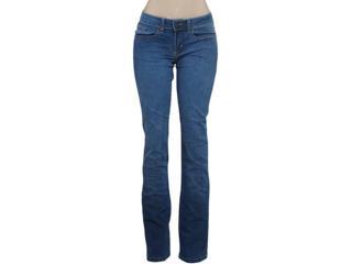 Calça Feminina Cavalera Clothing 07.02.5056 Cor Jeans - Tamanho Médio
