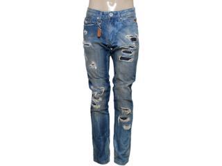 Calça Masculina Cavalera Clothing 07.02.4723 Jeans. - Tamanho Médio