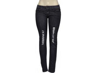 Calça Feminina Cavalera Clothing 07.02.3114 Jeans - Tamanho Médio