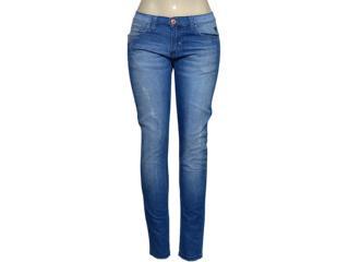 Calça Feminina Cavalera Clothing 07.02.5161 Azul Estonado - Tamanho Médio