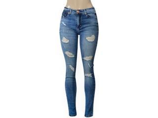 Calça Feminina Cavalera Clothing 07.02.5857 Jeans - Tamanho Médio