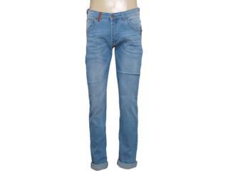 Calça Masculina Dopping 012359014 Cor Jeans - Tamanho Médio