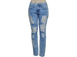 Calça Feminina Dopping 012962501 Jeans - Tamanho Médio