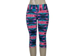 Calça Feminina Estilo do Corpo 8116 Pink/color - Tamanho Médio