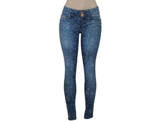 Calça Feminina Index 01.01.000901 Jeans. - Tamanho Médio