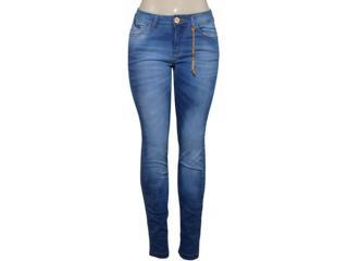 Calça Feminina Index 01.01.001965 Jeans - Tamanho Médio