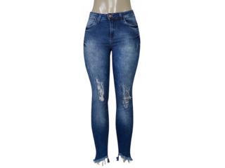 Calça Feminina Index 01.01.003467 Jeans - Tamanho Médio