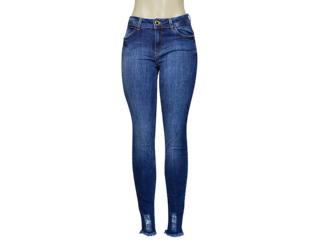 Calça Feminina Index 01.01.003648 Jeans - Tamanho Médio