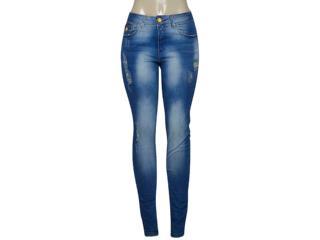Calça Feminina Index 01.01.002908 Jeans - Tamanho Médio