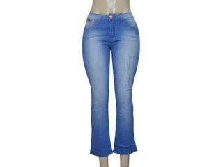 Calça Feminina Index 01.01.002829 Jeans - Tamanho Médio