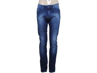 Calça Masculina Kakolako 14924 Cor Jeans - Tamanho Médio