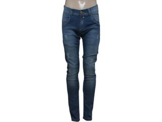 Calça Masculina Lado Avesso 90134 Jeans - Tamanho Médio