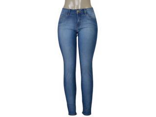 Calça Feminina Lado Avesso 105323b Jeans - Tamanho Médio