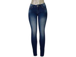 Calça Feminina Lado Avesso 105163 Jeans - Tamanho Médio
