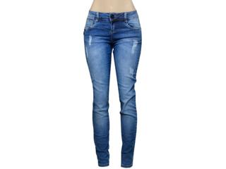 Calça Feminina Morena Rosa 202356 Jeans - Tamanho Médio