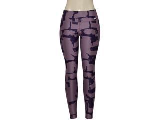 Calça Feminina Nike 802998-533 Dry Training Lilas Escuro/roxo - Tamanho Médio