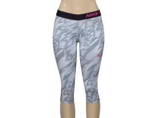 Calça Feminina Nike 805850-043 Girls Pro Cool Off White/cinza - Tamanho Médio