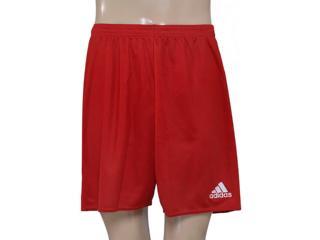 Calçao Masculino Adidas Aj5881 Parma Vermelho - Tamanho Médio