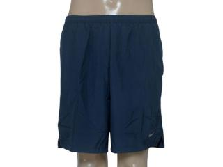 Calçao Masculino Nike 644242-460 7 Challenger Cinza Escuro/preto - Tamanho Médio