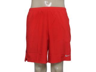 Calçao Masculino Nike 644242-657 7 Challenger  Vermelho - Tamanho Médio