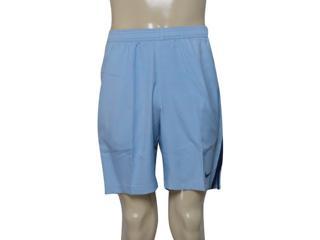 Calçao Masculino Nike 645045-449 Court 9 Azul/marinho - Tamanho Médio