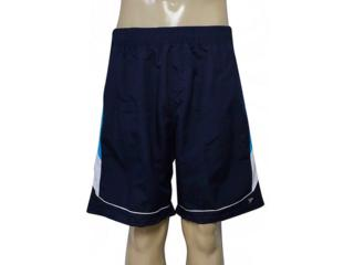 Calçao Masculino Poker 03636 Marinho/azul/branco - Tamanho Médio