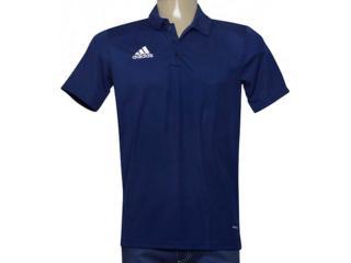 Camisa Masculina Adidas S22349 Core 15 Marinho - Tamanho Médio