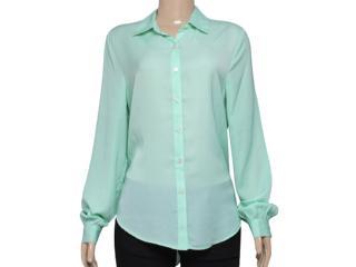 Camisa Feminina Cavalera Clothing 09.05.0297 Verde Cidra - Tamanho Médio