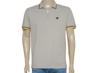 Camisa Masculina Cavalera Clothing 03.01.0645 Caqui - Tamanho Médio