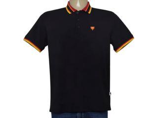 Camisa Masculina Cavalera Clothing 03.01.3824 Preto - Tamanho Médio