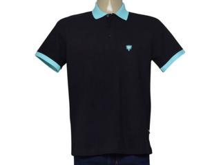 Camisa Masculina Cavalera Clothing 03.01.3881 Preto - Tamanho Médio