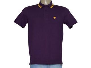 Camisa Masculina Cavalera Clothing 03.01.0642 Roxo - Tamanho Médio