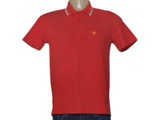 Camisa Masculina Cavalera Clothing 03.01.0643 Vermelho - Tamanho Médio