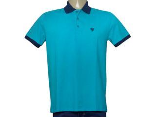 Camisa Masculina Cavalera Clothing 03.01.3881 Azul/marinho - Tamanho Médio