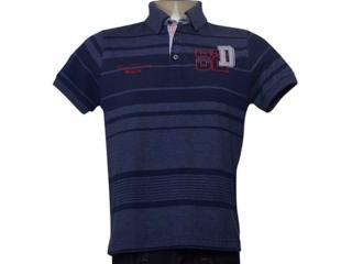 Camisa Masculina dj 0302529 Marinho - Tamanho Médio