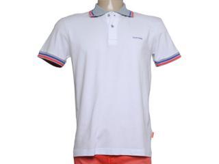 Camisa Masculina Dopping 015457500 Branco - Tamanho Médio