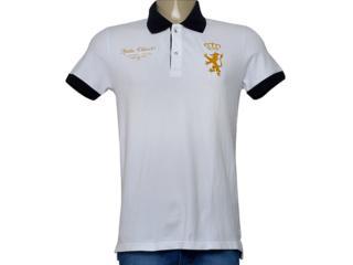 Camisa Masculina Dopping 015454516 Branco - Tamanho Médio