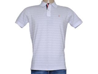 Camiseta Masculina Individual 306.22222.087 Branco - Tamanho Médio