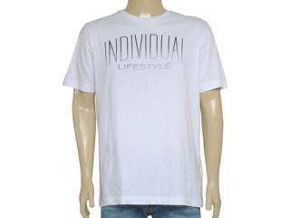 Camisa Masculina Individual 304.22222.029 Branco - Tamanho Médio