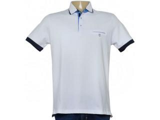 Camisa Masculina Individual 306.22222.203 Branco - Tamanho Médio