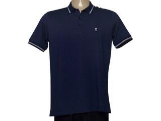 Camisa Masculina Individual 306.22222.388 Marinho - Tamanho Médio