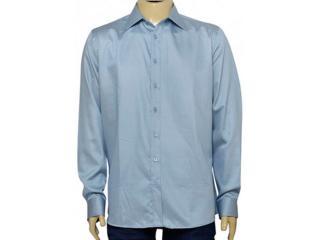 Camisa Masculina Individual 302.13326.001 Azul Claro - Tamanho Médio