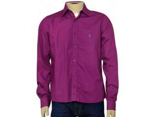 Camisa Masculina Individual 302.01017.033 Roxo - Tamanho Médio
