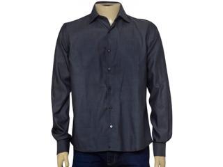 Camisa Masculina Individual 302.02381.004 Grafite - Tamanho Médio