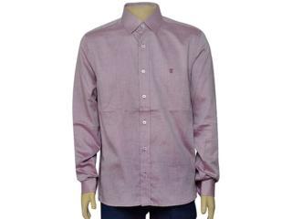 Camisa Masculina Individual 302.11105.001 Bordo - Tamanho Médio
