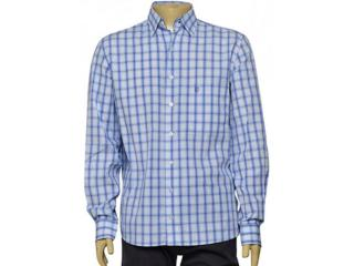 Camisa Masculina Individual 302.416.370 Azul - Tamanho Médio