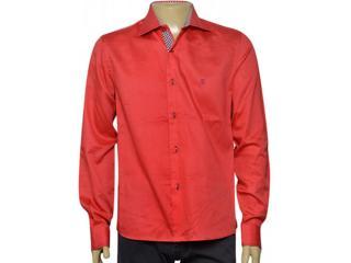 Camisa Masculina Individual 302.00981.002 Vermelho - Tamanho Médio