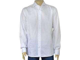 Masculina Camisa Individual 302.14167.001 Branco - Tamanho Médio