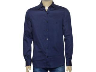 Camisa Masculina Individual 302.13462.001 Marinho - Tamanho Médio