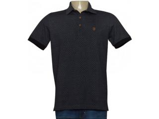 Camisa Masculina Individual 306.22222.390 Cinza Escuro - Tamanho Médio